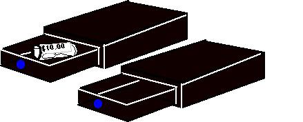DRAWER BOX- #EZ117